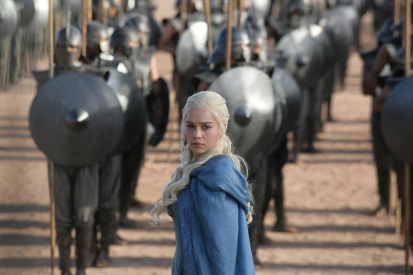 Game of Thrones Aims For Eight-Season Arc