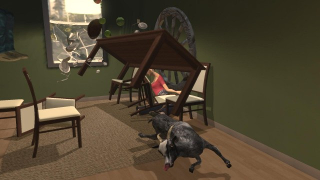 Cause Chaos On The Go As Goat Simulator Gallops Onto iOS And Android