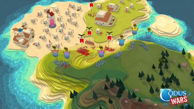 Godus Wars Arrives As A Revamping Of Previous Godus Title
