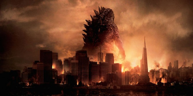 Godzilla Movie Poster 2014 670x335 We Got This Covered Critics Pick The Best Films Of 2014 (So Far...)