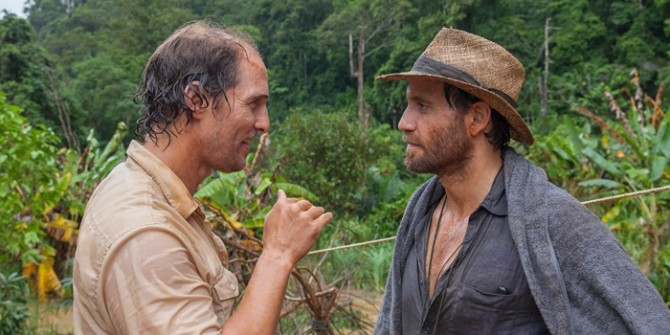 First Look At Matthew McConaughey In Stephen Gaghan's Gold