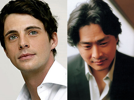 Matthew Goode Set To Star In Park Chan-Wook's Stoker