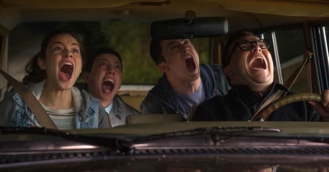 Sony Conjures Up Early Plans For Goosebumps Sequel