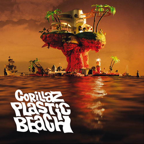 Gorillaz Plastic Beach3 Best Albums Thus Far Of 2010