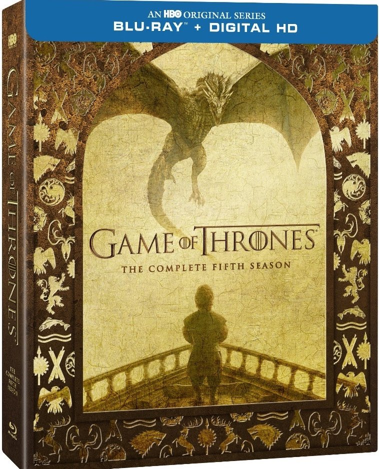 CONTEST: Win Game Of Thrones Season 5 Blu-Ray