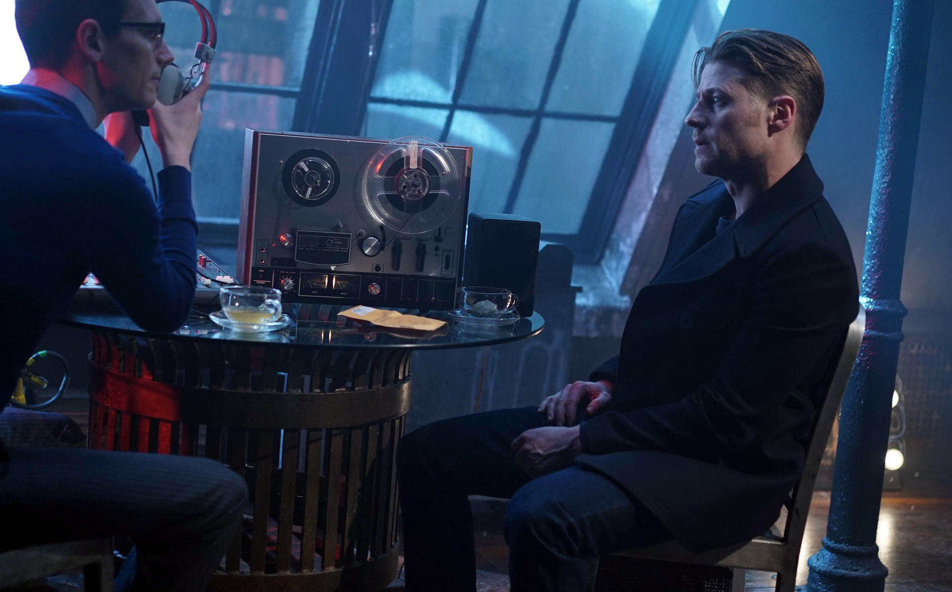 "Jim Gordon Heads ""Into The Woods"" In New Gotham Photos"