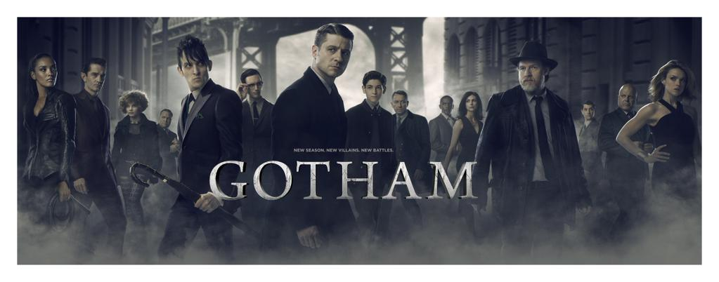 Heroes And Villains Assemble On New Banner For Gotham Season 2