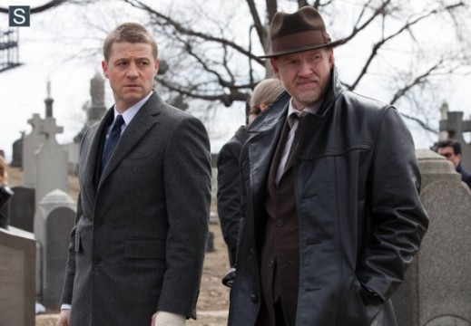 Netflix Snags Rights To Fox's Gotham