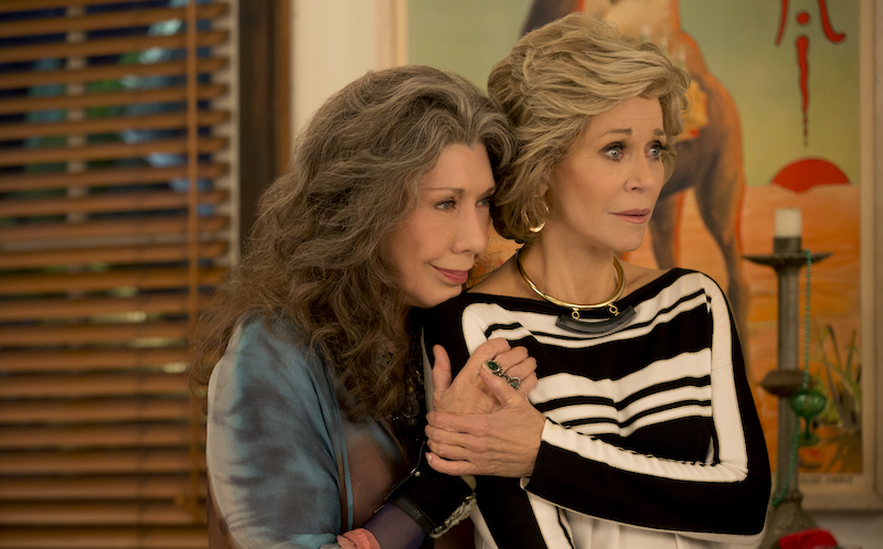 Grace and Frankie Season 2 Review