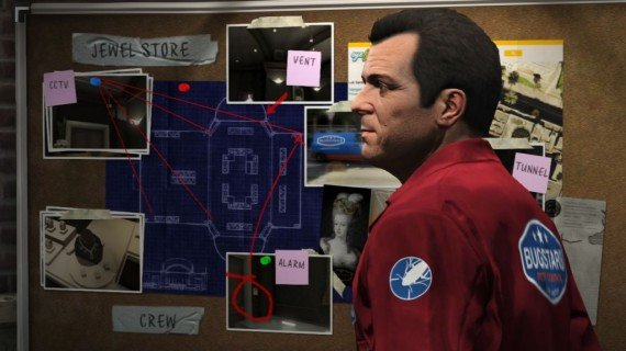 Grand Theft Auto V Has An 8GB Install On PS3 And 360
