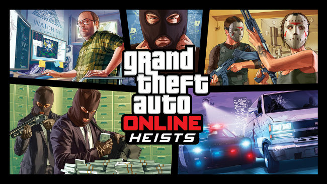 Learn The Ins And Outs Of Grand Theft Auto Online's Heists, Update Drops Today