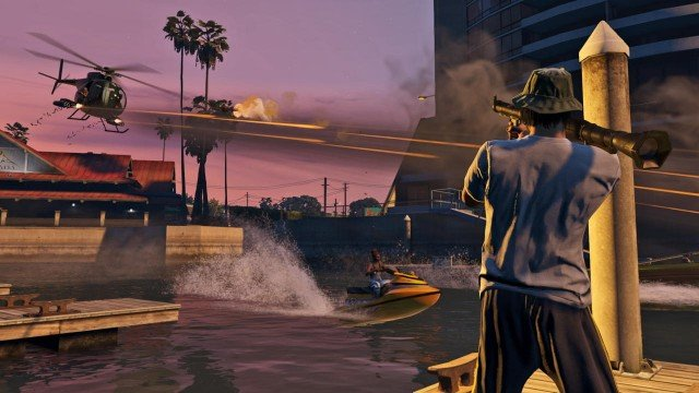 Grand Theft Auto V Becomes The Best-Selling Game In UK History Following Re-Release
