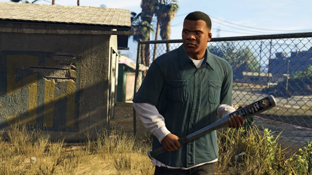 Grand Theft Auto V Comfortably Sees Off The Competition In This Week's UK Charts