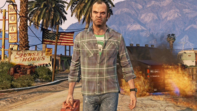 Rockstar Hones In On Grand Theft Auto V's Graphical Issues Following Update 1.08