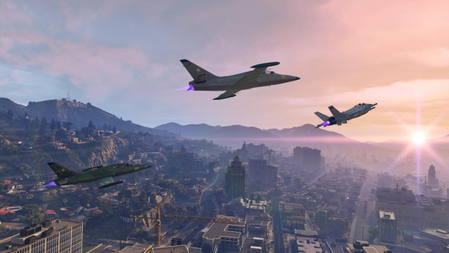 PC Version Of Grand Theft Auto V Hit With Delay