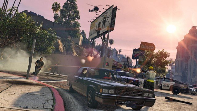 Target Refuses To Sell Grand Theft Auto V In Australia Following Online Petition