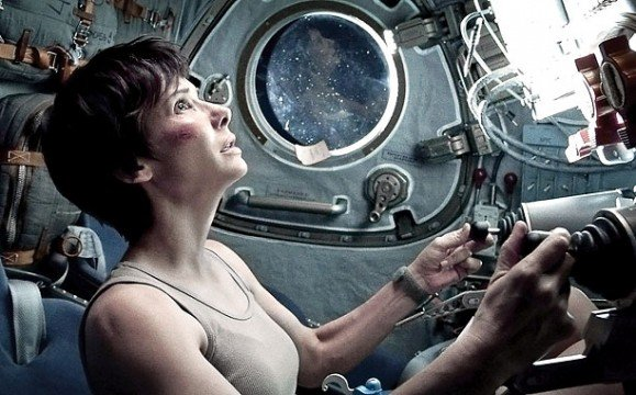 Gravity Review 579x360 The Top 10 Movie Trailers Of 2013