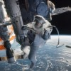 New Gravity Stills Show Sandra Bullock And George Clooney Floating Around In Space
