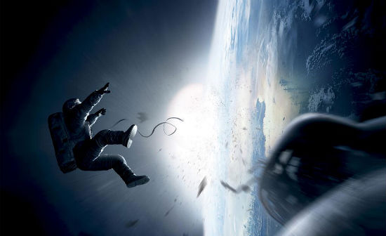 "Watch The New Gravity Trailer: ""I've Got You"""