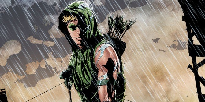David Goyer Reflects On His Scrapped Green Arrow Escape From