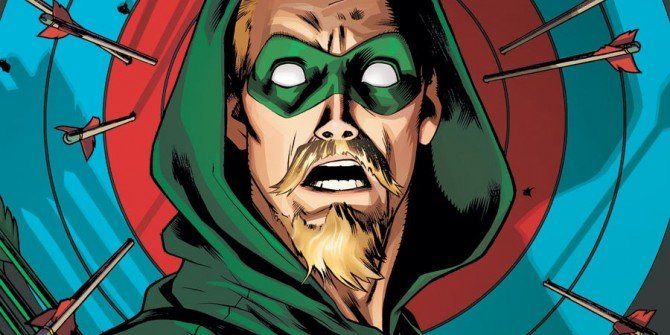 Stephen Amell Teases Green Arrow's Classic Look For Legends Of Tomorrow