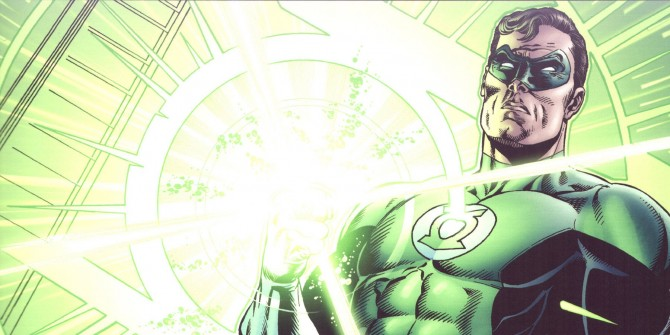 The Lead Characters Of Green Lantern Corps May Have Been Revealed