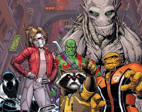 James Gunn Wants Fantastic Four Villains for Guardians of the Galaxy