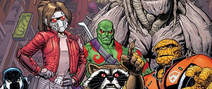 James Gunn Wants To Use Fantastic Four Villains For Guardians Of The Galaxy
