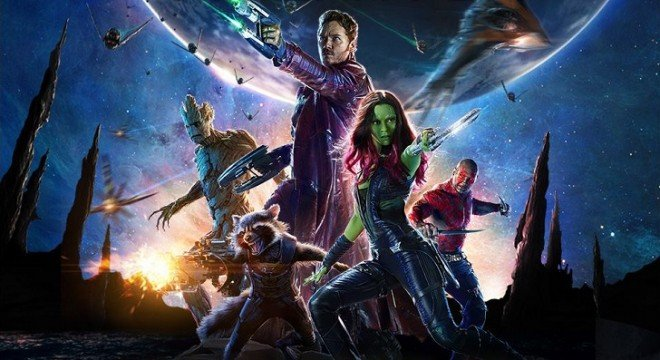 James Gunn Posts Update From Guardians Of The Galaxy Vol. 2 Pre-Production; Full Cast Announcement Imminent