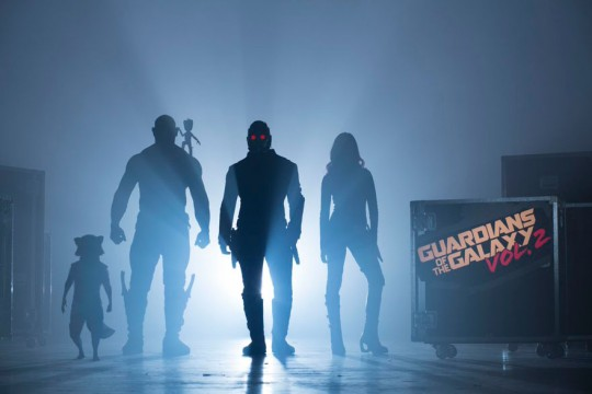 Guardians Of The Galaxy Vol. 2 Gets Down To Earth