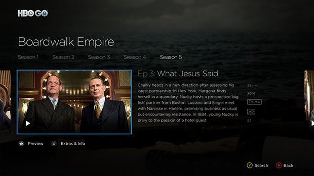 HBO Go App Now Available On Xbox One