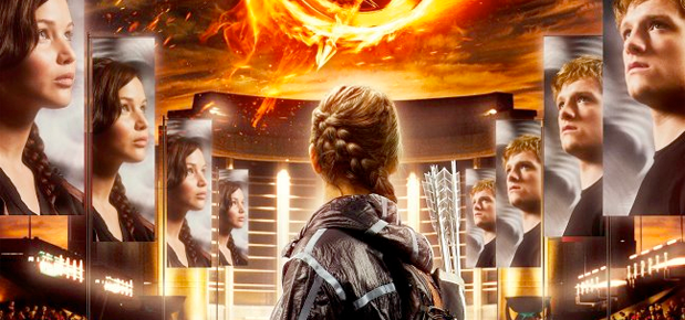 New Hunger Games Poster Revealed