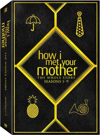 How I Met Your Mother - The Whole Story Comes To DVD This September