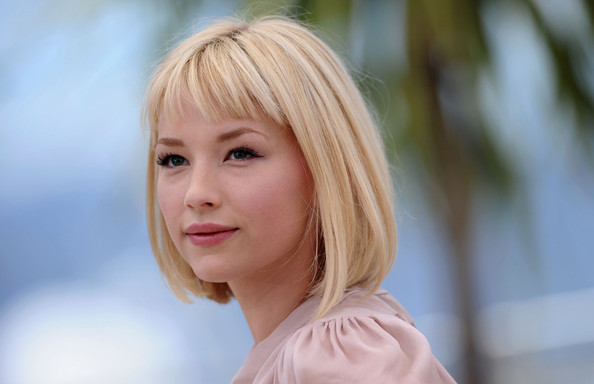 Haley Bennett Is The Frontrunner To Join Terrence Malick's New Film