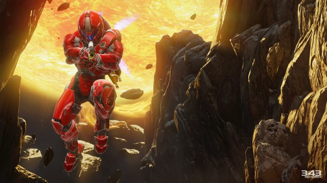 Halo 5 Ghosts of Meridian
