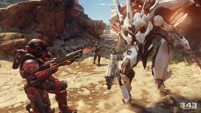 All Future Halo FPS Titles Will Have Split-Screen, Says 343