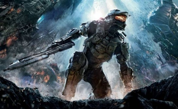 Halo 4 Tops UK All-Formats Chart