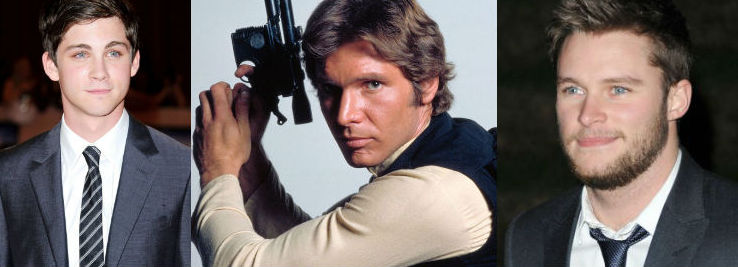 Jack Reynor And Logan Lerman Respond To Young Han Solo Star Wars Rumors