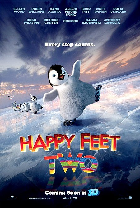 Happy Feet Two Review