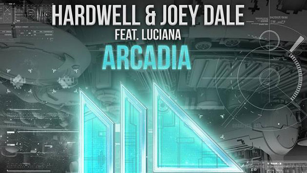 Hardwell Officially Releases Arcadia