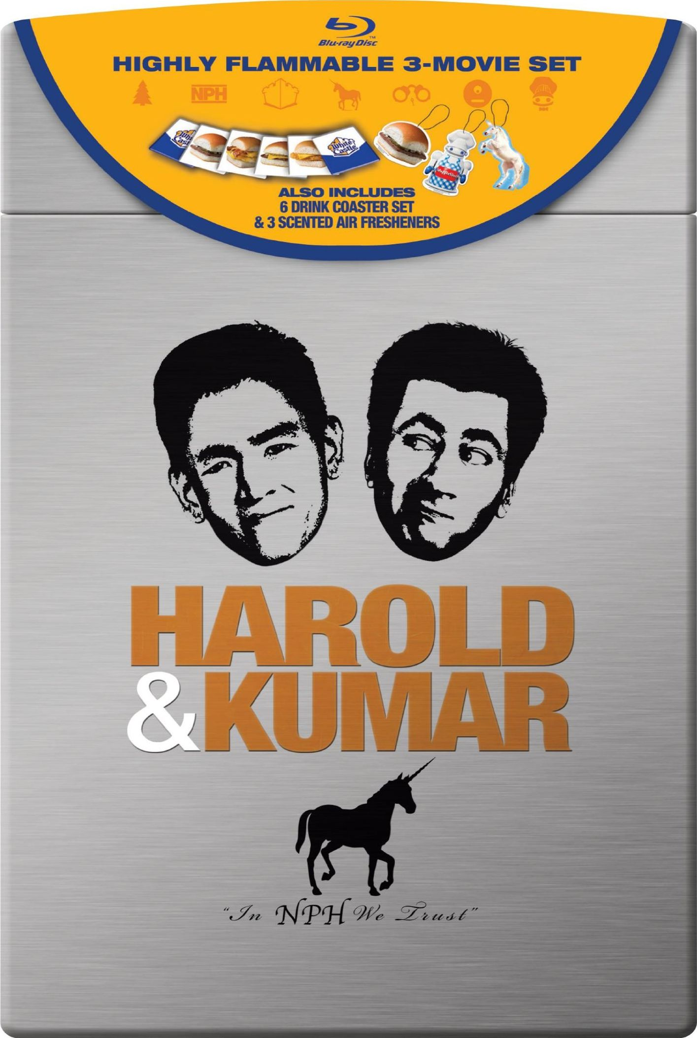 Harold & Kumar Ultimate Collector's Edition Blu-Ray Review
