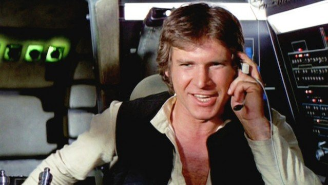 Harrison Ford - Star Wars: Episode VII