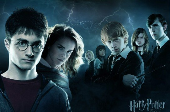 Fan-Made Video Of All Harry Potter Films Is A Must-See
