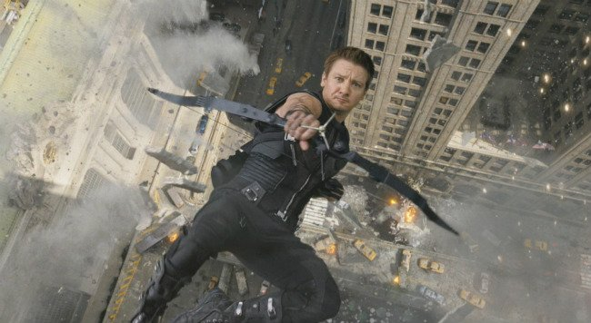 Jeremy Renner's Hawkeye Confirmed To Appear In Captain America: Civil War