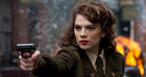 Could Hayley Atwell Be The Next Lara Croft For MGM's Tomb Raider Reboot?