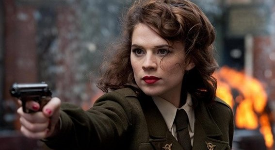 Hayley Atwell Teases Captain America Return