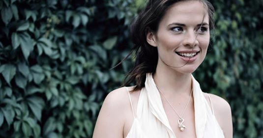 Captain America's Hayley Atwell May Co-Star In Jimi Hendrix Biopic