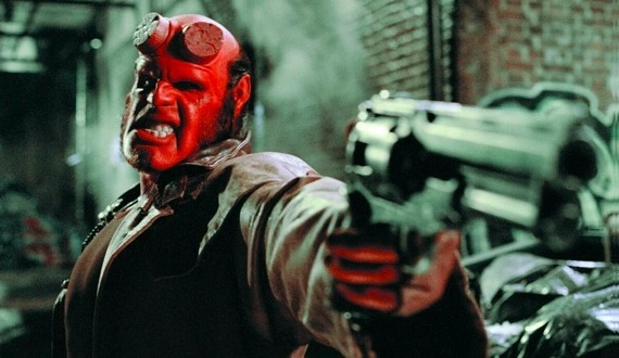 Lionsgate likely to pick up Neil Marshall's 'Hellboy' reboot