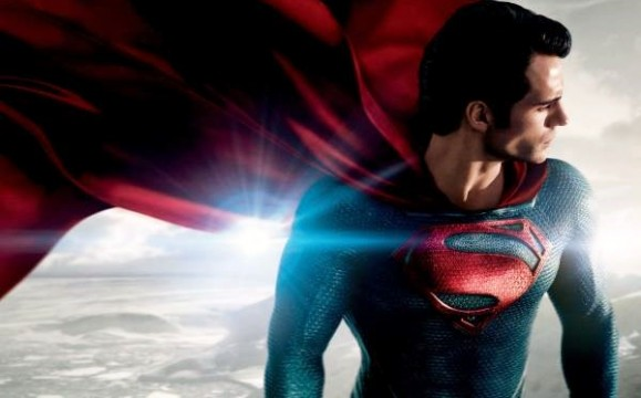man of steel cavill superman