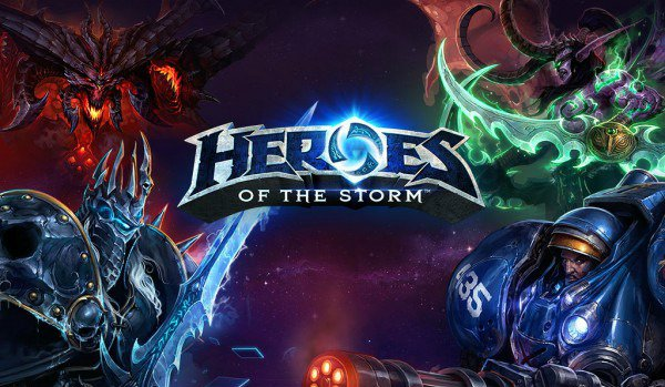 Blizzard's Icons Assemble For Heroes Of The Storm On June 2